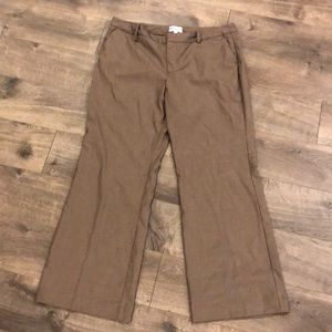 Gap Favorite Trouser Dress Pants Size 14A